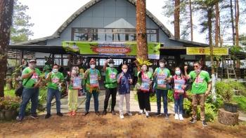 30 Travel Agent Berbagai Provinsi Berkunjung Ke Agam